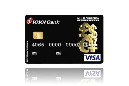 multi currency travel card